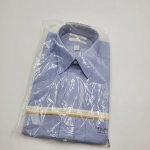 Roundtree and York Button-Down Shirt 15.5/33